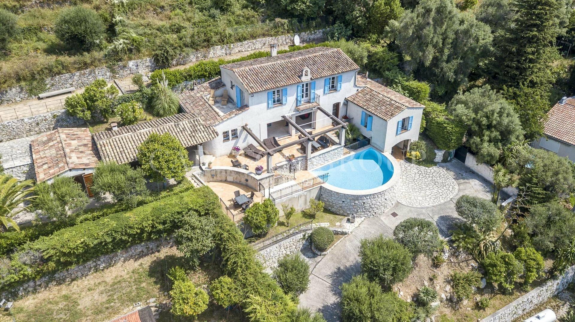 House in Vence, Provence-Alpes-Côte d'Azur, France 1 - 11529786