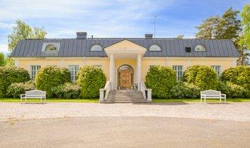 House in Uusimaa, Finland 1