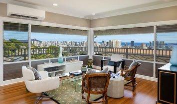 Huis in Honolulu, Hawaï, Verenigde Staten 1
