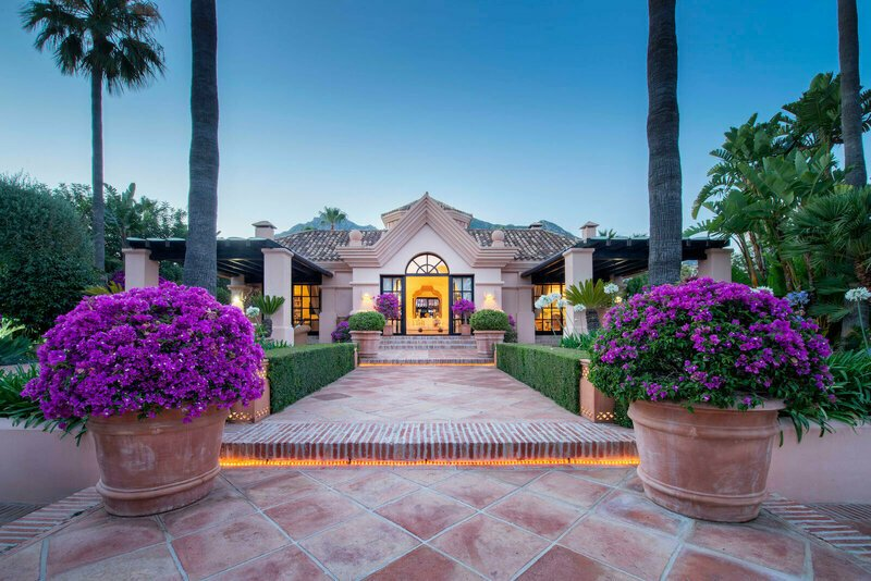 Villa in Sierra Blanca, Andalusia, Spain 1 - 11531319