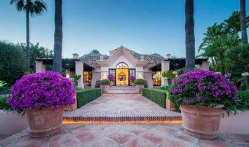Villa in Sierra Blanca, Andalusia, Spain 1