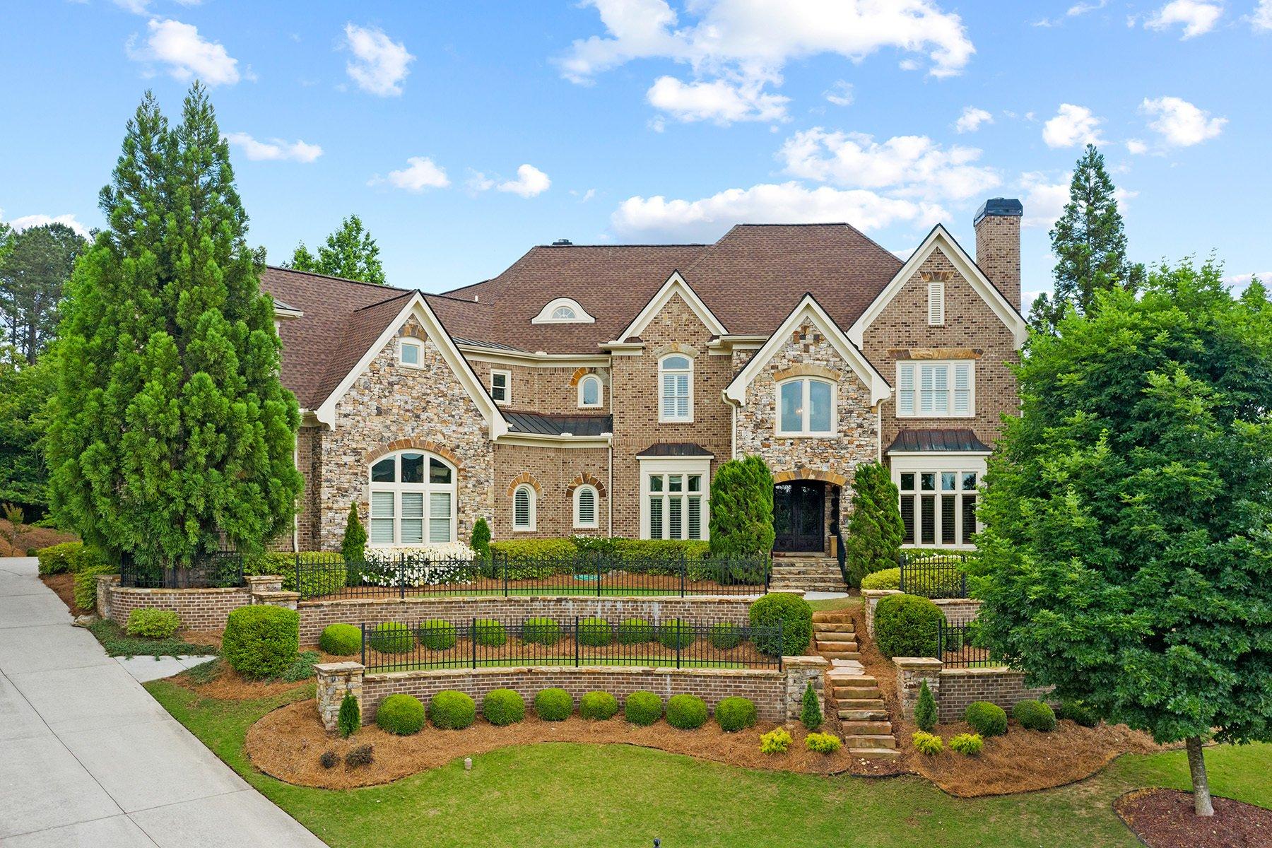 House in Suwanee, Georgia, United States 1 - 11494673