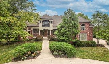 House in Goshen, Kentucky, United States 1
