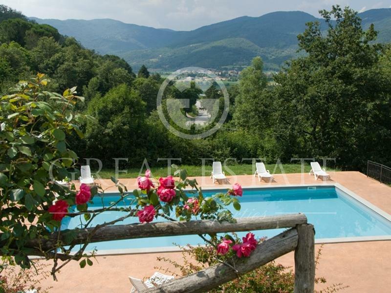 Estate in Lisciano Niccone, Umbria, Italy 1 - 11533449