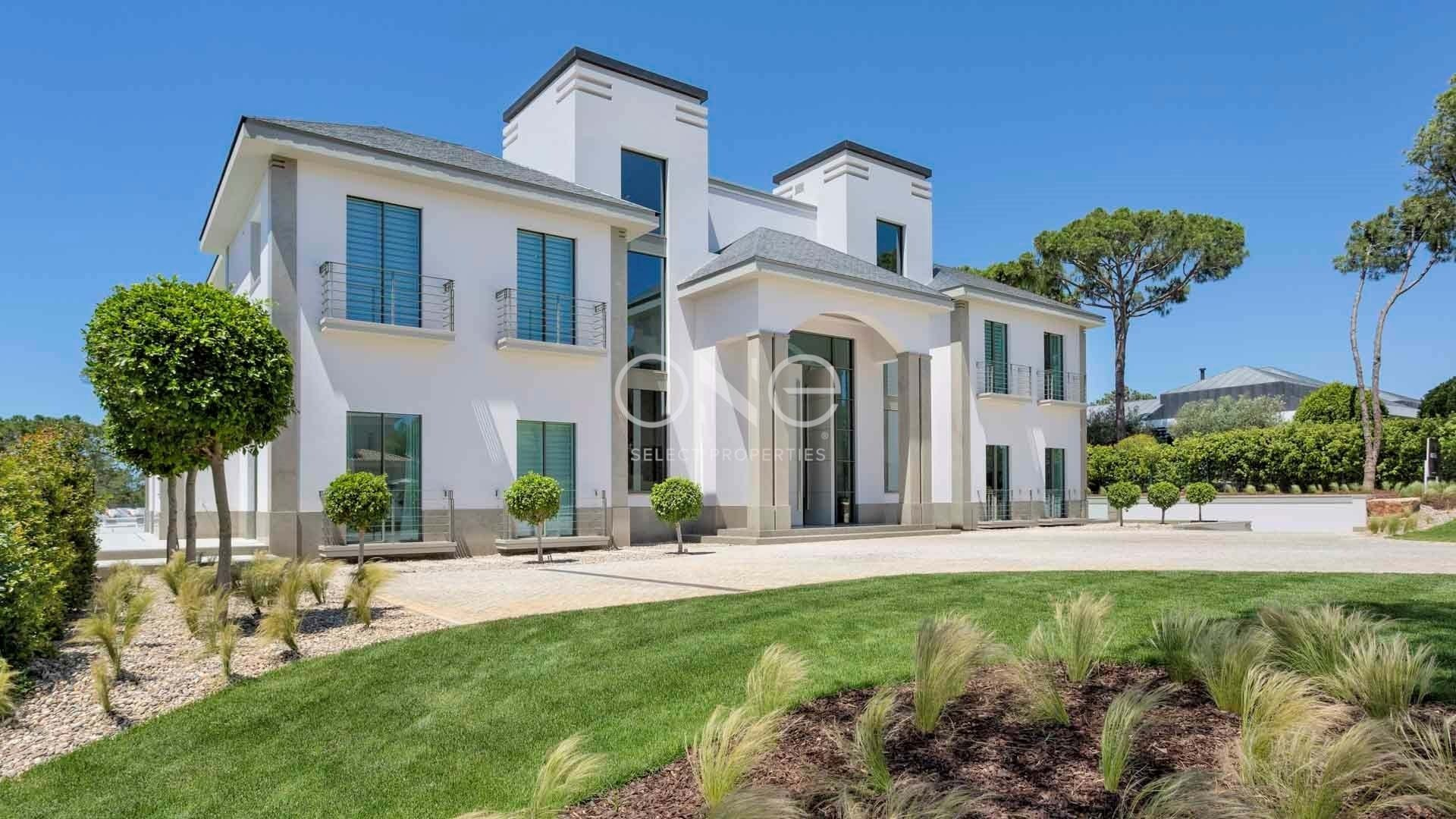 Villa in Almancil, Algarve, Portugal 1 - 11534021