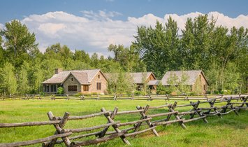 Country House in Bozeman, Montana, United States 1