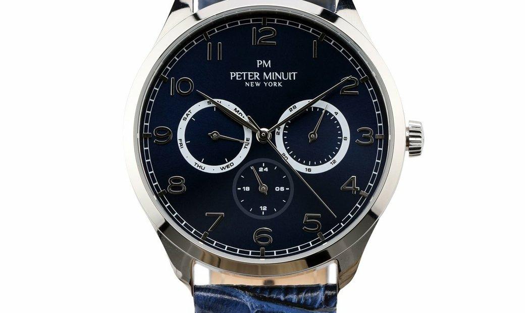 Peter Minuit Wall Street Classic PM252-C