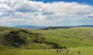 Grond in Wilsall, Montana, Verenigde Staten 1