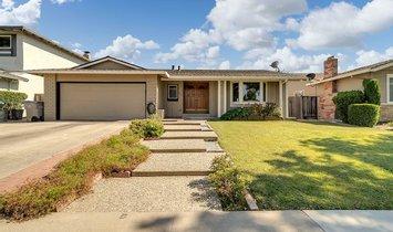 Huis in San Jose, Californië, Verenigde Staten 1