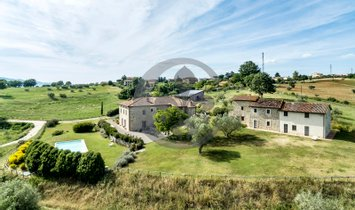 House in Montegabbione, Umbria, Italy 1