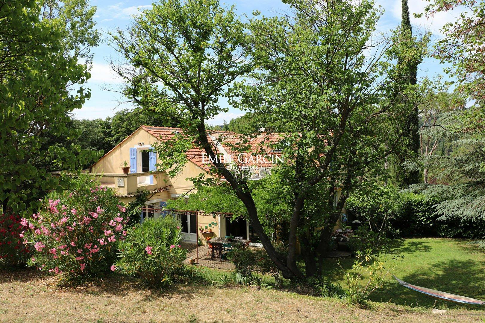 House in Aix-en-Provence, Provence-Alpes-Côte d'Azur, France 1 - 11535216