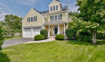 House in Arlington, Massachusetts, United States 1
