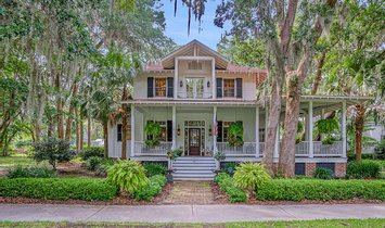 House in Beaufort, South Carolina, United States 1