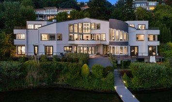 House in Mercer Island, Washington, United States 1