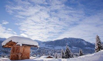 Condominio en Megève, Auvernia-Ródano-Alpes, Francia 1
