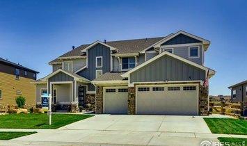 Casa a Erie, Colorado, Stati Uniti 1