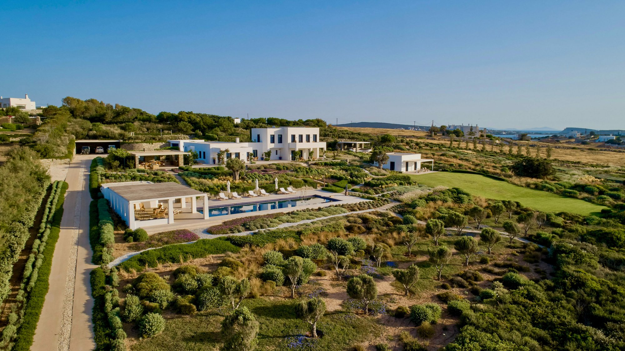 House in Paros, Decentralized Administration of the Aegean, Greece