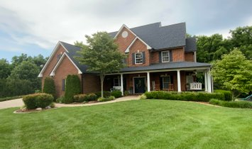 House in Greeneville, Tennessee, United States 1