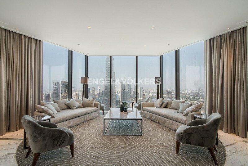 Апартаменты в Dubai, Дубай, Объединенные Арабские Эмираты 1 - 11537294