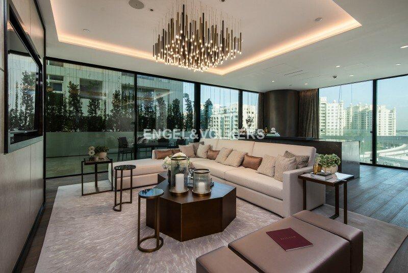 Апартаменты в Dubai, Дубай, Объединенные Арабские Эмираты 1 - 11537474
