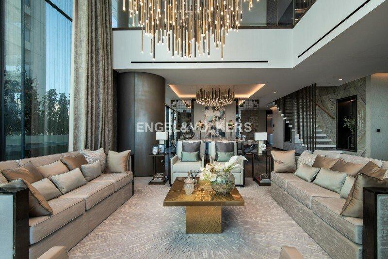 Апартаменты в Dubai, Дубай, Объединенные Арабские Эмираты 1 - 11537486