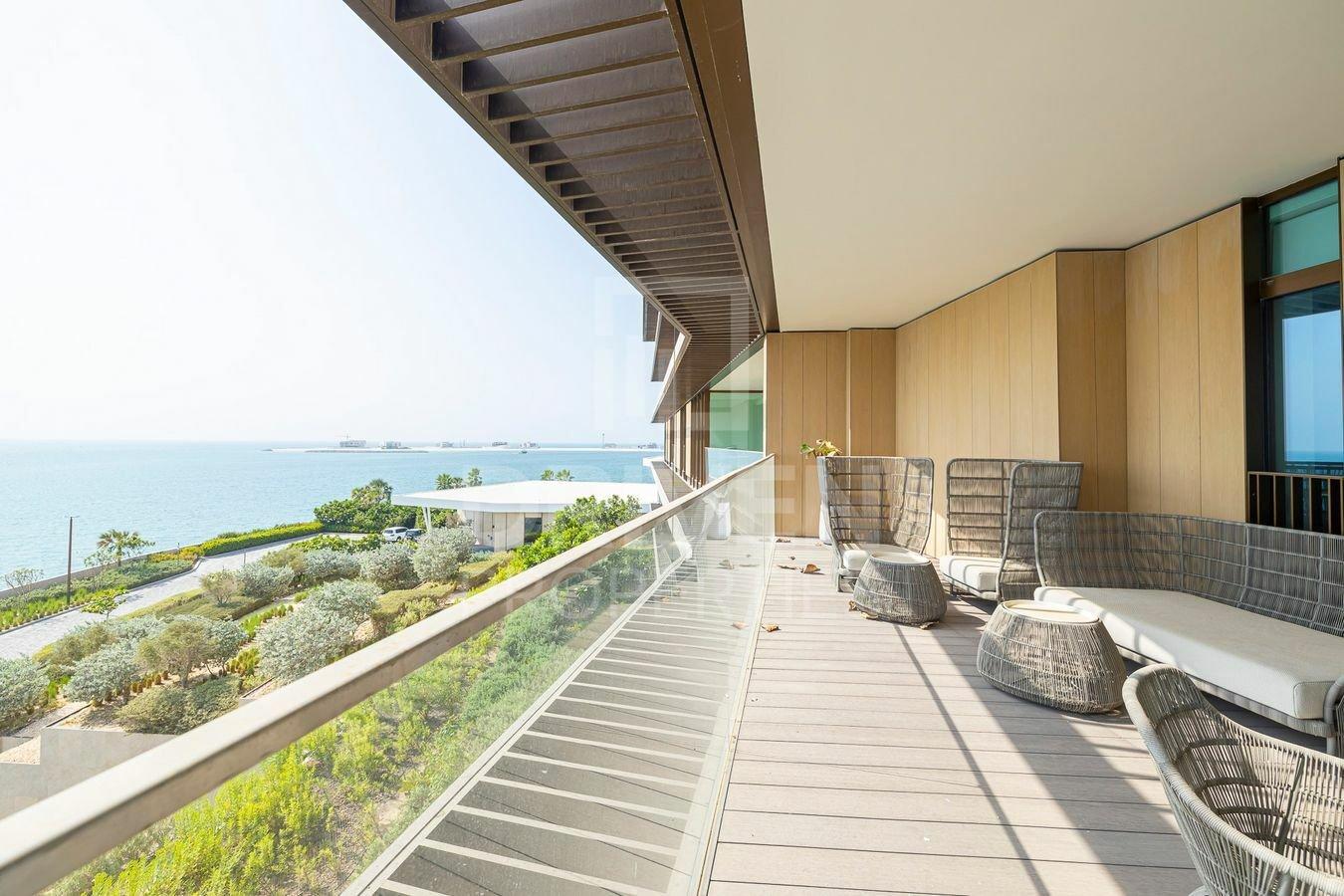 Apartment in Dubai, Dubai, United Arab Emirates 1 - 11538151