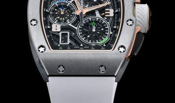 Richard Mille [NEW] RM 72-01 Titanium 'Lifestyle' Flyback Chronograph