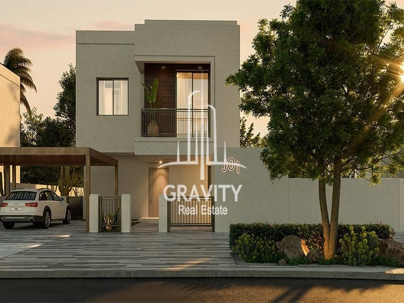 Villa in Abu Dhabi, Abu Dhabi, United Arab Emirates 1 - 11538801