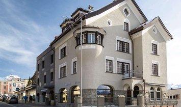 Wohnung in Pontresina, Graubünden, Schweiz 1