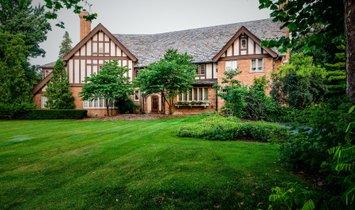 Maison à Lansing, Michigan, États-Unis 1