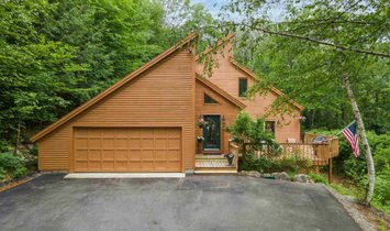 House in Lincoln, New Hampshire, United States 1