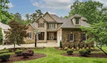 Maison à Raleigh, Caroline du Nord, États-Unis 1