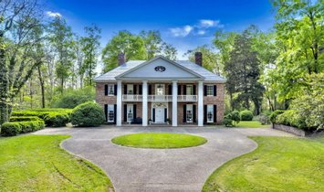 House in Athens, Tennessee, United States 1