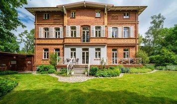 House in Leipzig, Saxony, Germany 1