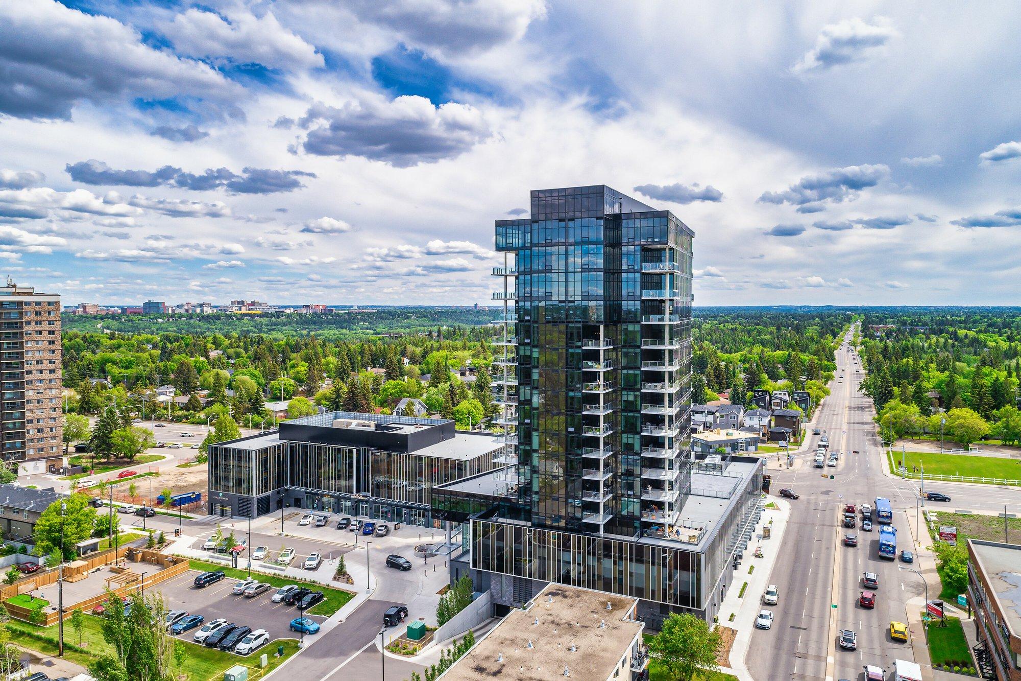 Condo in Edmonton, Alberta, Canada 1 - 11540293