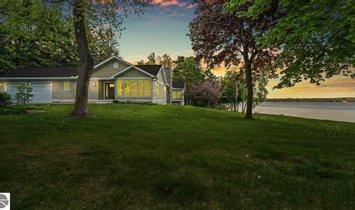 Maison à Lake Leelanau, Michigan, États-Unis 1