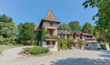 Haus in Chailly-en-Bière, Île-de-France, Frankreich 1