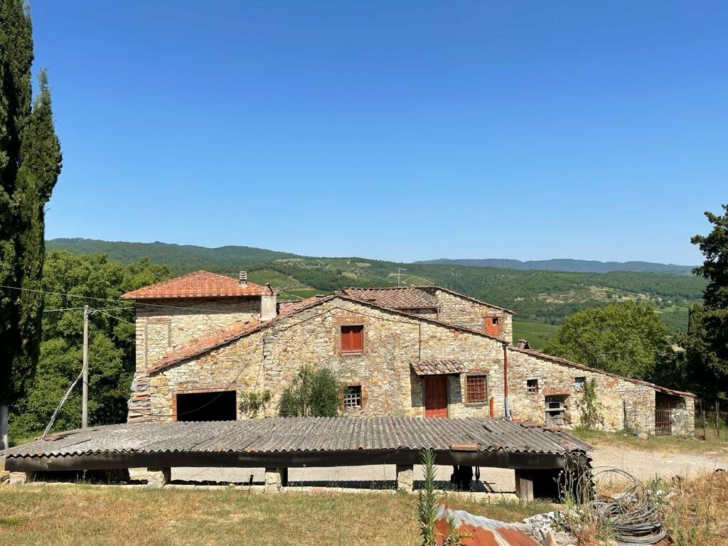 House in Radda in Chianti, Tuscany, Italy 1 - 11541031