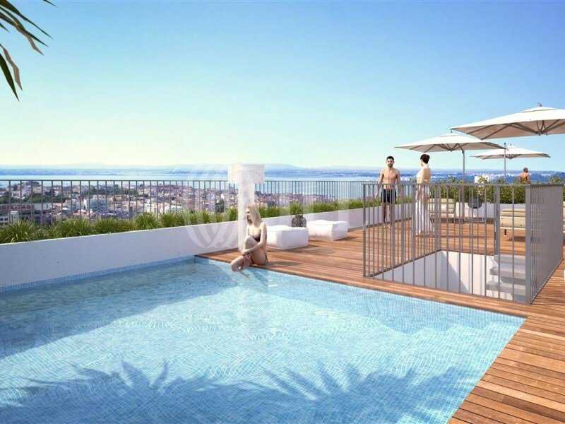 Appartamento a Lisbona, Lisbona, Portogallo 1 - 11540795