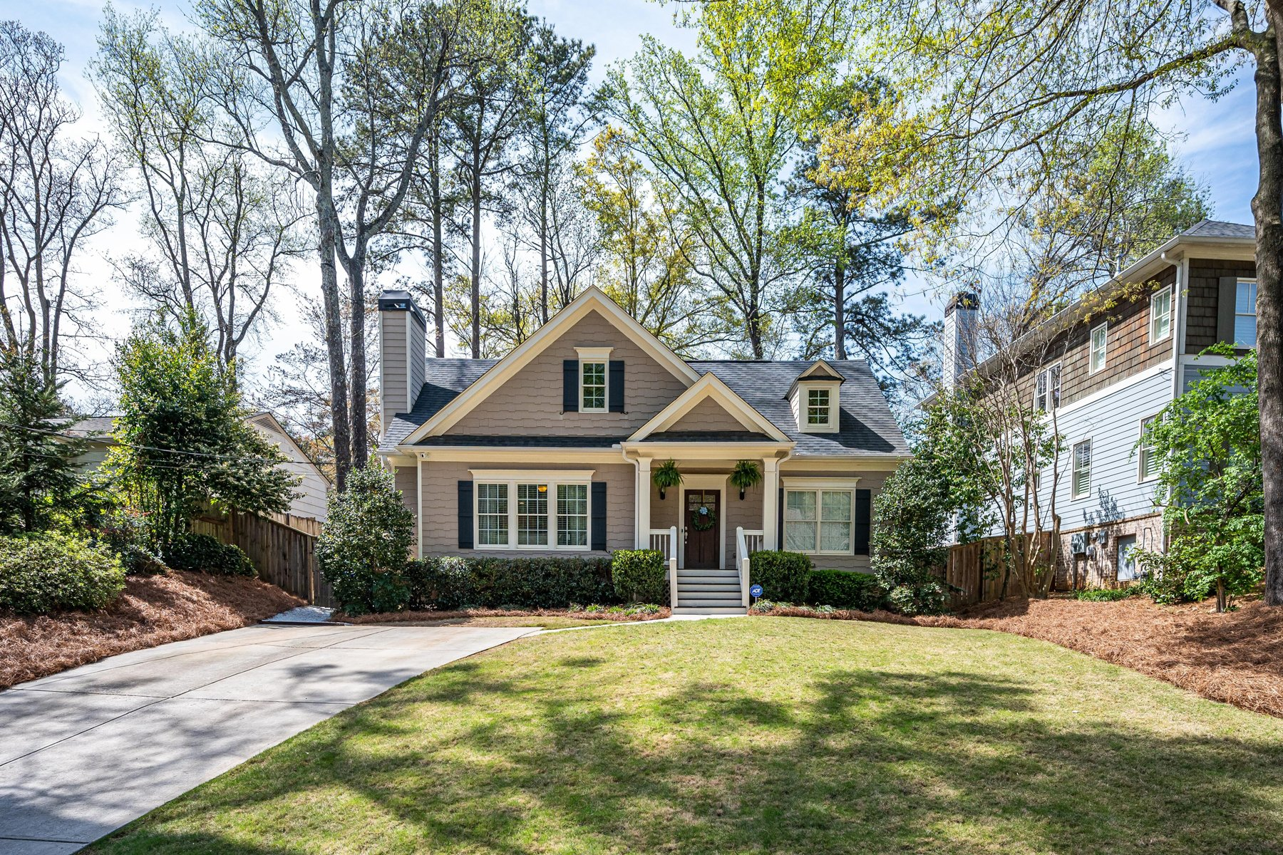 House in Brookhaven, Georgia, United States 1 - 11541688