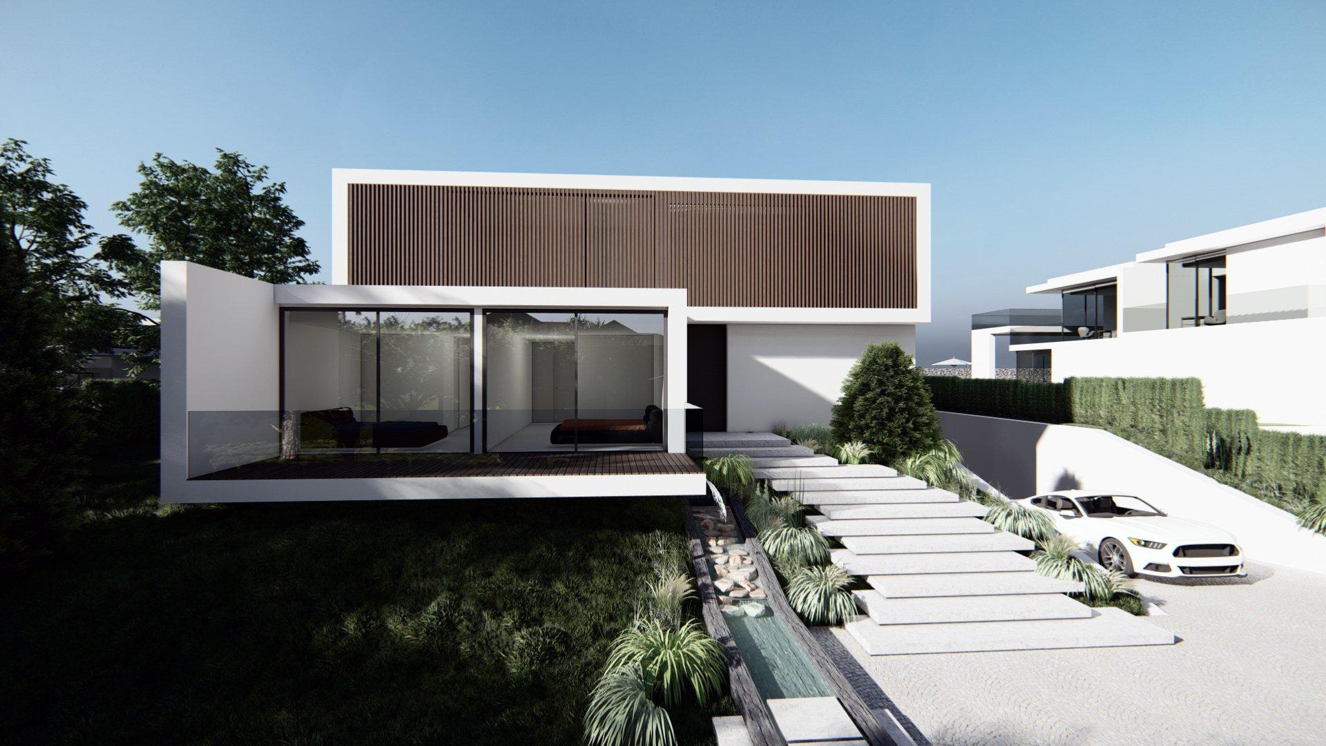 villa in Quarteira, Faro, Portugal 1 - 11541870
