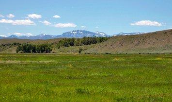 Фермерское ранчо в Огаста, Монтана, Соединенные Штаты Америки 1
