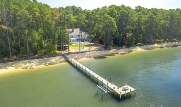 House in Piney Point, Maryland, United States 1