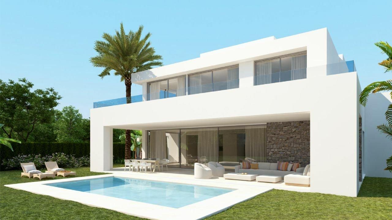 Villa in Marbella, Andalusia, Spain 1 - 11543234