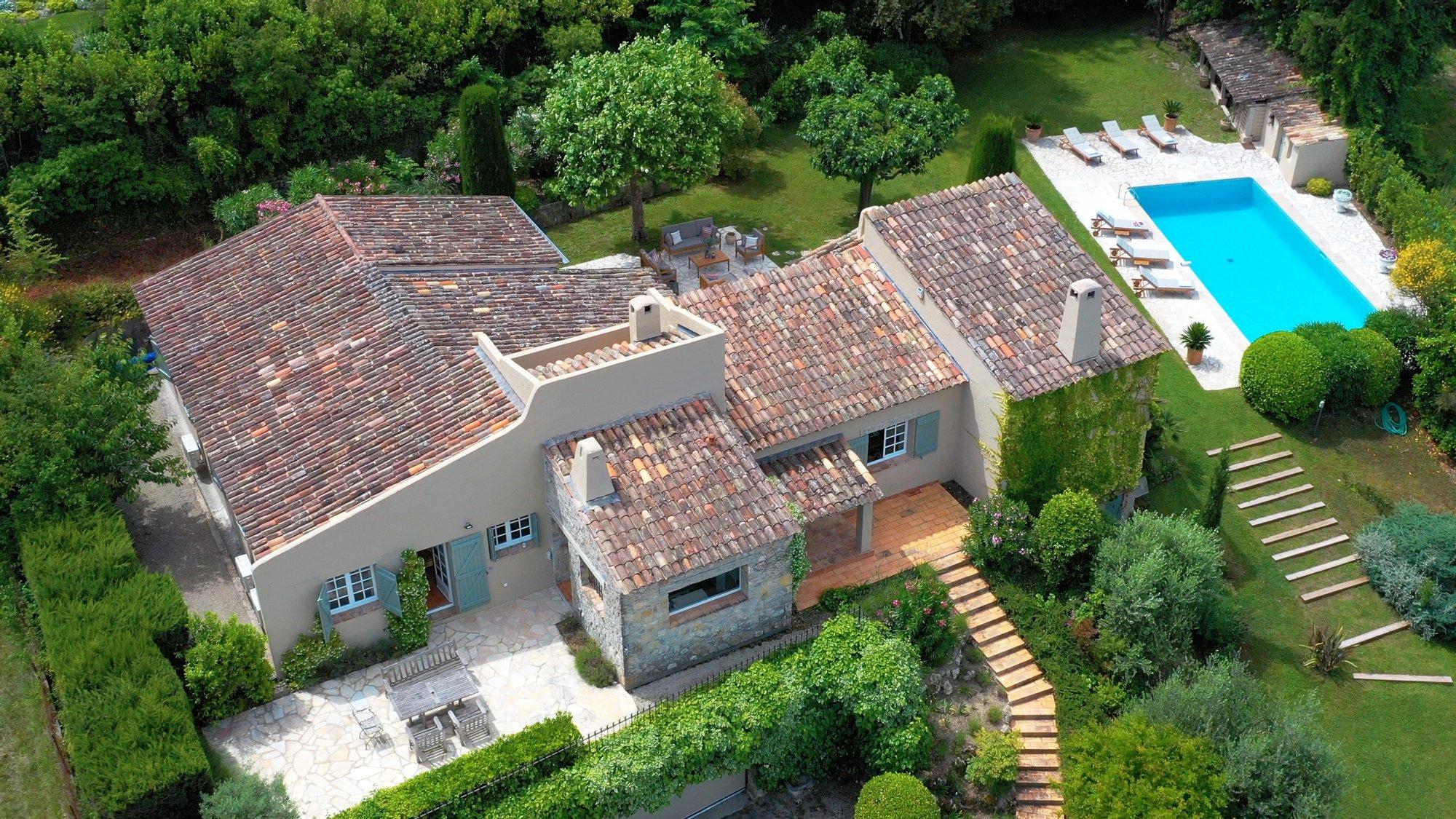 Villa in Valbonne, Provence-Alpes-Côte d'Azur, France 1 - 11543542