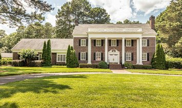 Maison à Rocky Mount, Caroline du Nord, États-Unis 1