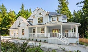 House in Carnation, Washington, United States 1