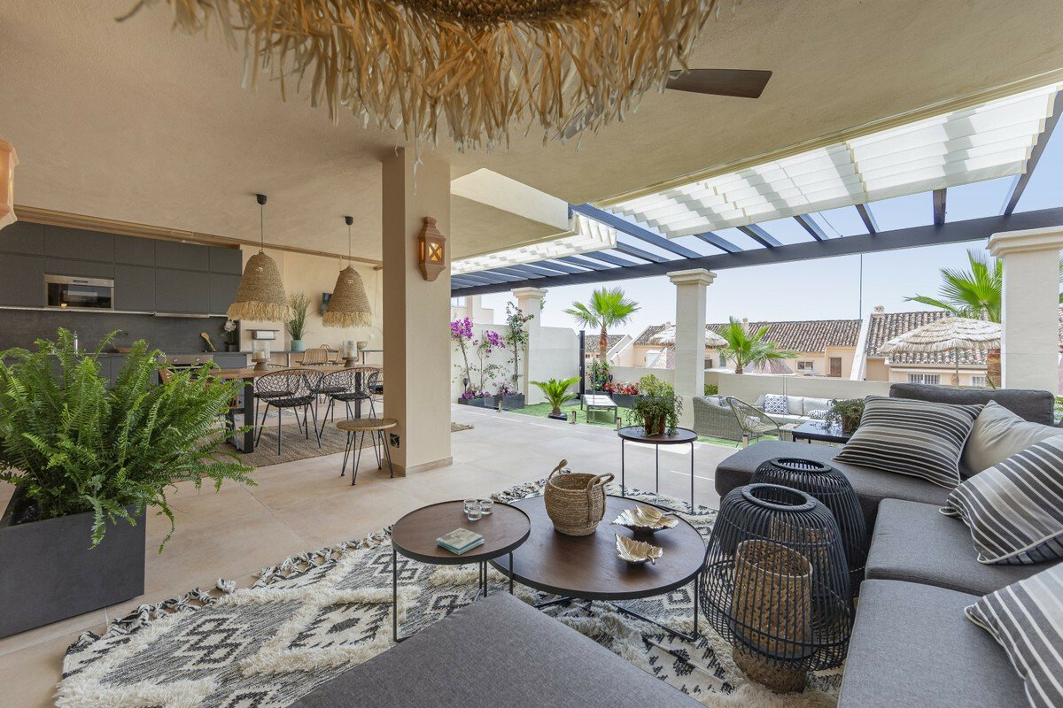 Apartment in Marbella, Andalusia, Spain 1 - 11544019