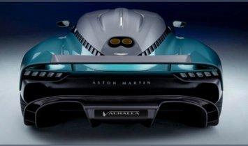 2021 Aston Martin Valhalla