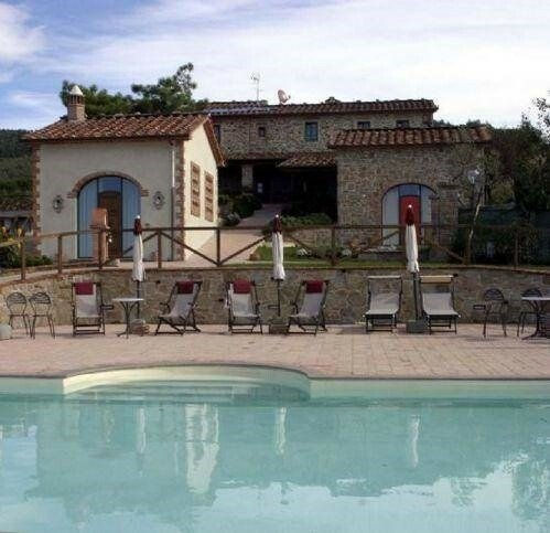 Farm Ranch in Vinci, Tuscany, Italy 1 - 11545071